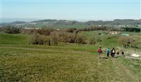 Déviation du GR®7 au nord de la commune Les Sauvages