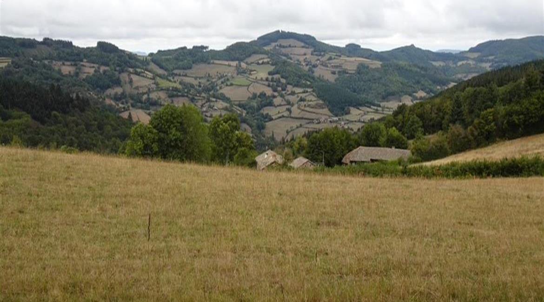 Déviation du GR®7 au sud de la commune de Saint-Bonnet-des-Bruyères