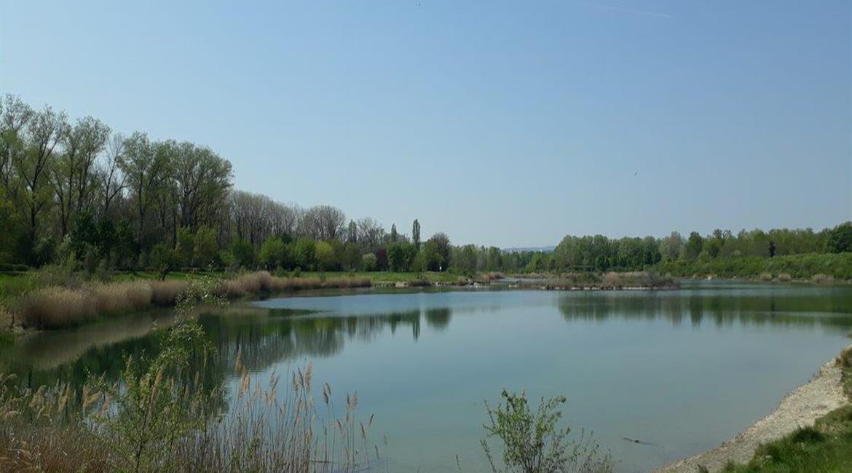 Les balades de l'îloz dans le Grand Parc Miribel Jonage