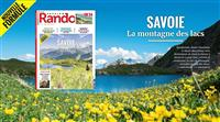 MEDIA : La Savoie, destination estivale de Passion Rando