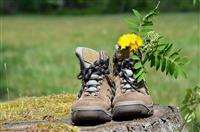 ÉQUIPEMENT : Chaussures de randonnée